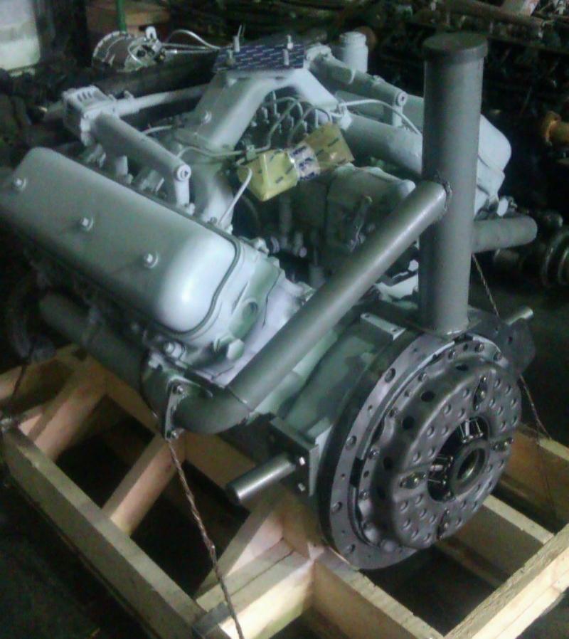 Двигатель ЯМЗ 236М2 с комплектом переоборудования на Т-150